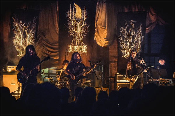 Wolves In The Throne Room To Release New Album Thrice Woven